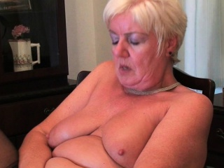 British grannies Savana and Sandie still need masturbation