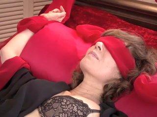 Horny Japanese whore in Exotic Fetish, Granny JAV video