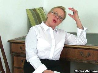 An older woman means fun part 63
