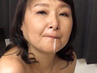 First shot in the 60th birthday enomoto mizuki-segm 5