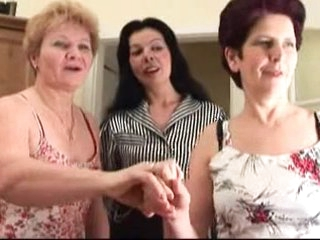 Granny has a lesbian adventure with a younger slut