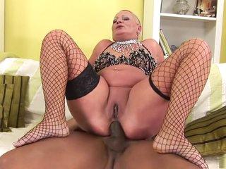 Incredible pornstar in best creampie, mature xxx scene