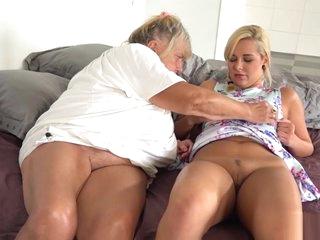 Compilation of Blonde Lesbians