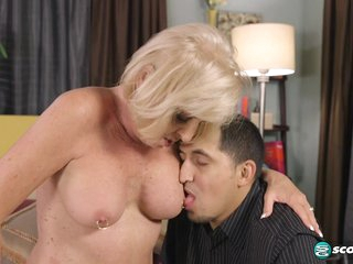 Cum for Scarlet and Kim - 60PlusMilfs