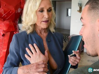 Busty 60Plus realtor Katia fucks 23-year-old client - 60PlusMilfs