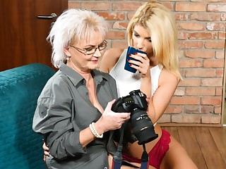 Missy Luv & Elvira in My Young Muse , Scene #01 - 21Sextreme