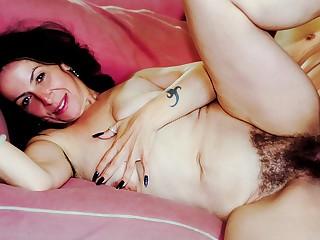 Miss Nina Swiss,Jay Huntington in Your Mom's Hairy Pussy #14, Scene #02
