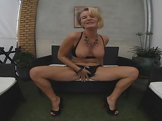 Sandra Granny in Sandra - The Hottest German Milf... - AmateurVR3D