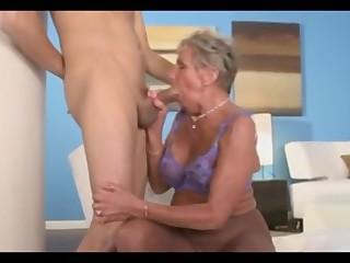 shirley, granny who loves suck