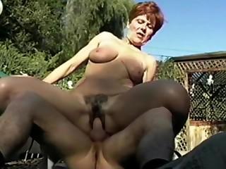 Granny Ariel - Love to Fuck