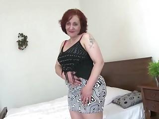 Fat ass granny