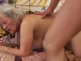 horny grannie