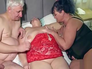 DevilPorn13 .. British Granny Kim (1)