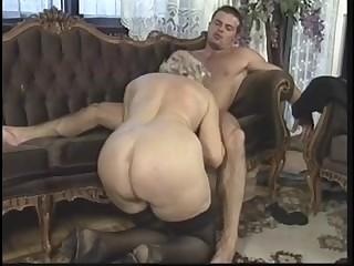 German Granny Fuckfest