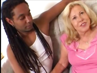 Granny next door fucks BBC