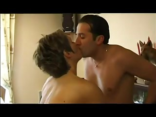 FRENCH MATURE 29 anal mom milf and younger man
