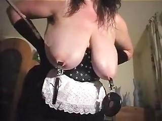Hottest amateur BBW, BDSM xxx video