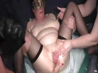Crazy Fetish, Grannies porn video