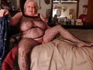 Fabulous amateur Grannies, Big Natural Tits xxx movie