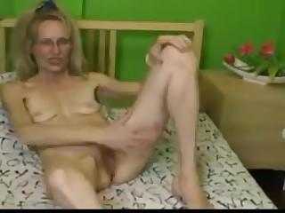 Skinny granny