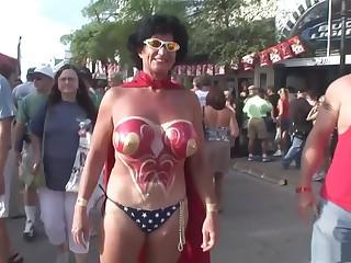 Crazy pornstar in incredible group sex, brazilian adult video