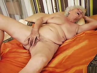 Norma masturbating #4