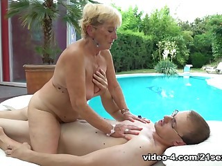 Best pornstars Jeremy, Malya in Horny Big Tits, Outdoor porn scene